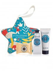 L'Occitane Shea Butter Christmas Star Bauble