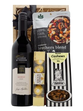 Mellow - Red Wine Hamper