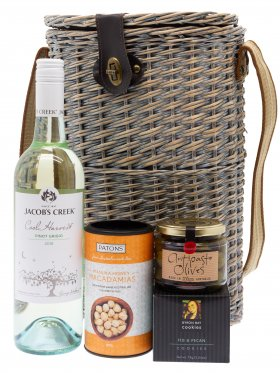Alfresco Now - Two Bottle Cooler Picnic Gift