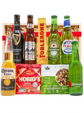 United Beer Nations - Beer Gift Hamper