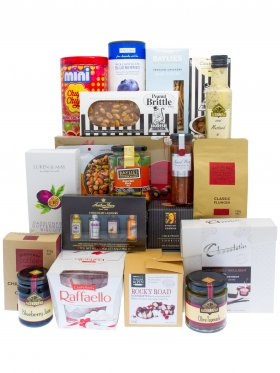 Feast - Large Gourmet Gift Hamper