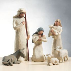 Willow Tree 6 pc Nativity Set