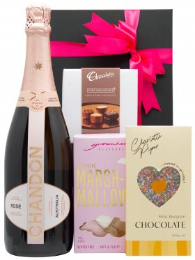 Pretty in Pink - Chandon Rose Gift Hamper
