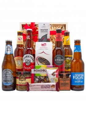 Boutique Brews - Craft Beer Gift Hamper