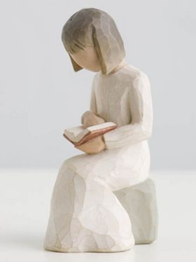 Willow Tree Figurine - Wisdom