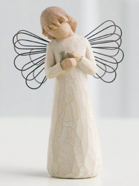 Willow Tree Figurine - Angel of Healing