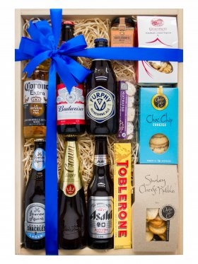 Beer O'Clock - Beer Gift Hamper