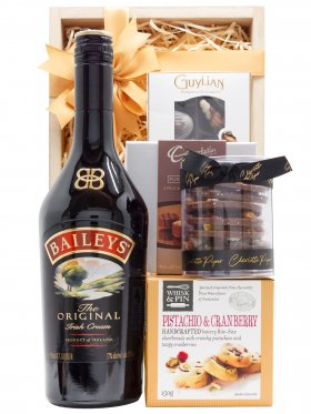 After Dinner Delights - Baileys Irish Cream Hamper