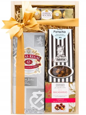 Tipple & Nibble - Scotch Hamper