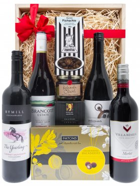 4 x Red Wine Connoisseur Gift Hamper