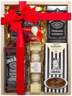 Southern Style - Whiskey Hamper