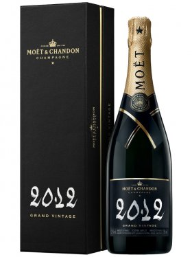 Moet & Chandon Grand Vintage Champagne 750ml