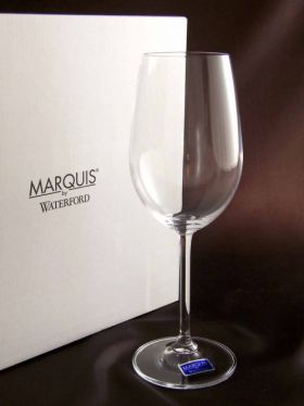 Waterford Crystal Marquis Vintage White Wine Glasses, 4 Pc Set