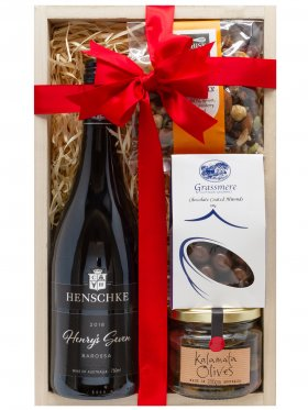 Premium Red Wine Hamper