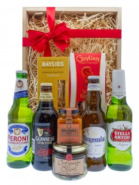 Euro Taste Tour - Beer Gift Hamper