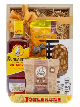 Northern Sweetness - Rum Hamper