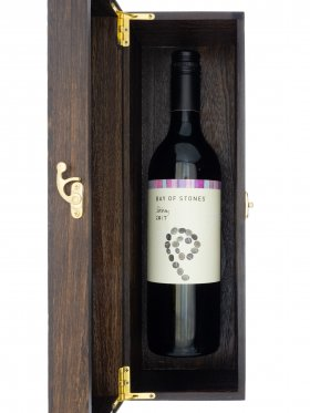 Premium Wine Box with Wine