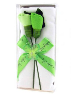 Babycupcakes Kit & Caboodle Gift Set - Green