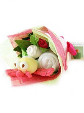 Babycupcakes Play Bouquet - Pink
