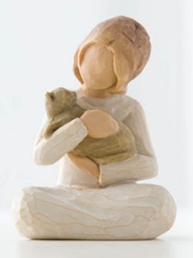 Willow Tree Figurine - Kindness (Girl)
