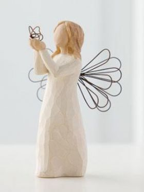 Willow Tree Figurine - Angel of Freedom