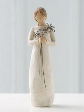 Willow Tree Figurine - Grateful