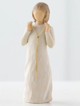 Willow Tree Figurine - Truly Golden