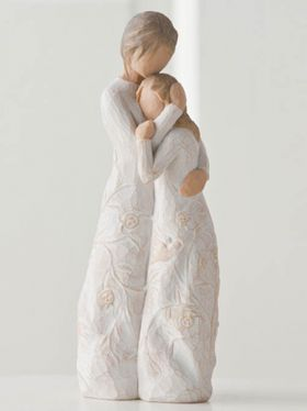 Willow Tree Figurine - Close to me