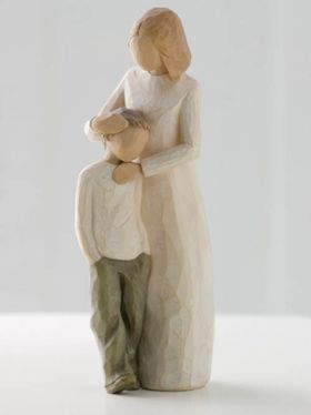 Willow Tree Figurine - Mother & Son