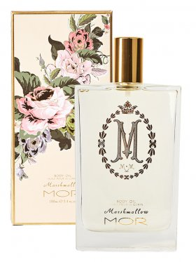 MOR Marshmallow Body Oil 100ml