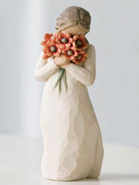 Willow Tree Figurine - Surrounded by Love