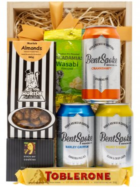 BentSpoke Craft Beer Hamper