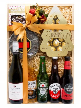 Christmas Cheer - Beer & Wine Hamper