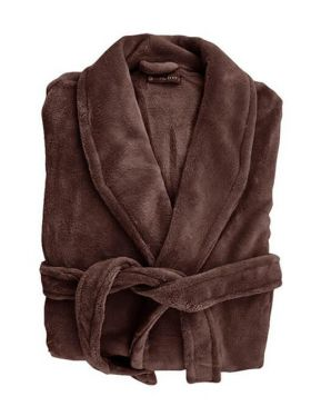 Bambury Men's Microplush Robe - Med/Large