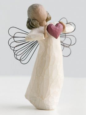 Willow Tree Figurine - With Love
