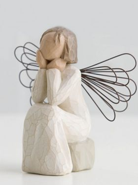 Willow Tree Figurine - Angel Of Caring
