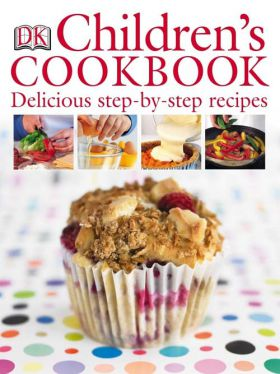Dorling Kindersley Children's Cookbook: Delicious Step-by-Step Recipes