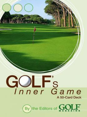 Golfs Inner Game Cards