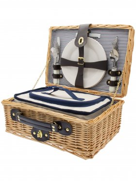 Bristol Two Person Picnic Basket