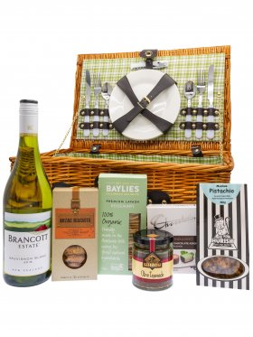 Romantic Getaway - 2 Person Gourmet Picnic Hamper