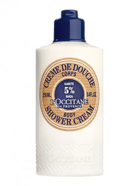 L'Occitane Shea Ultra Rich Shower Cream, 250ml