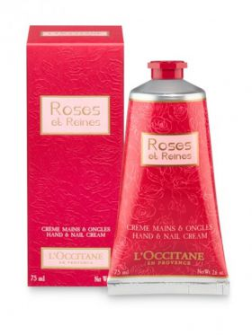 L'Occitane Rose Velvet Hand Cream, 75ml