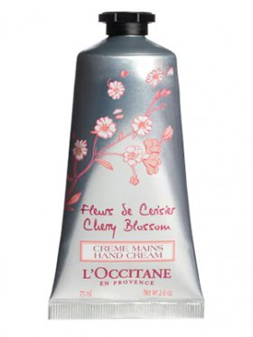L'Occitane Cherry Blossom Hand Cream, 75ml