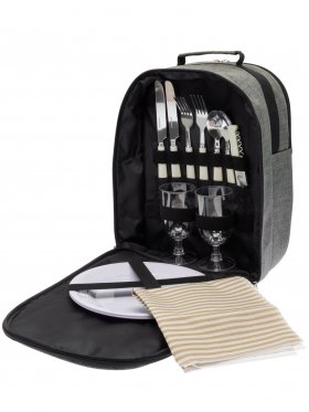 Two Person Picnic Backpack Set