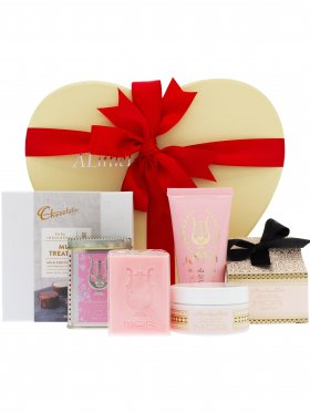 MOR Little Luxuries Love Heart Gift Set