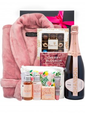 L'Occitane, Robe & Chandon Luxury Set