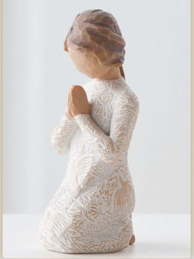 Willow Tree Figurine - Prayer of Peace