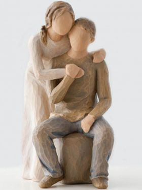 Willow Tree Figurine - You & Me