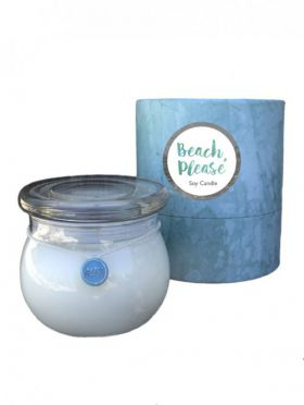 Bliss Candles - Gift Boxed Candle - Beach, Please!