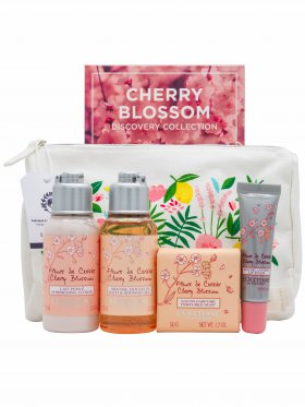 L'Occitane Cherry Blossom Discovery Collection